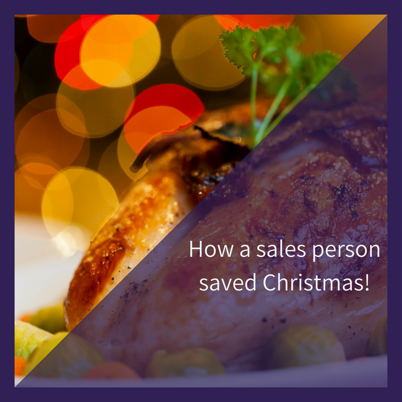 Become the go to sales person