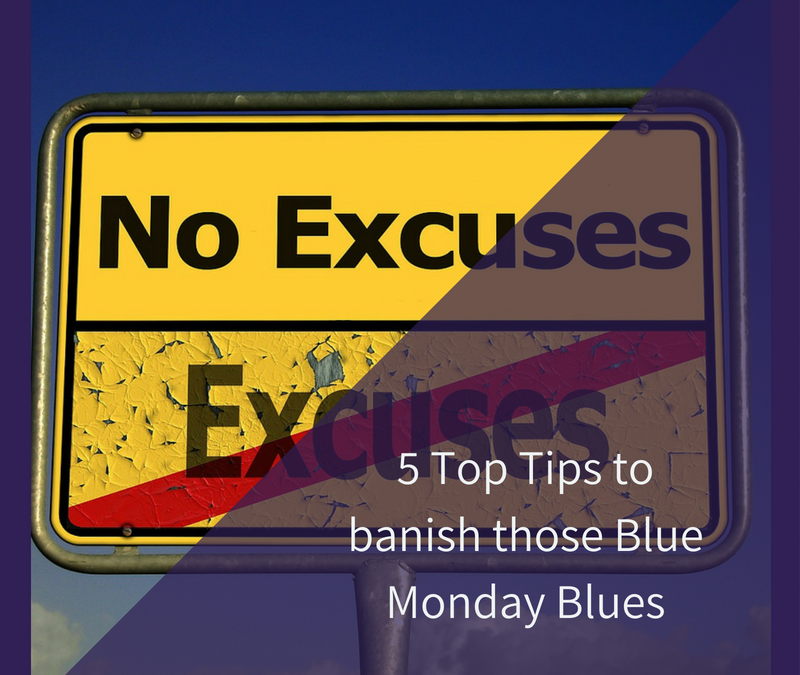 5 Top Tips to help sales people banish those Blue Monday Blues