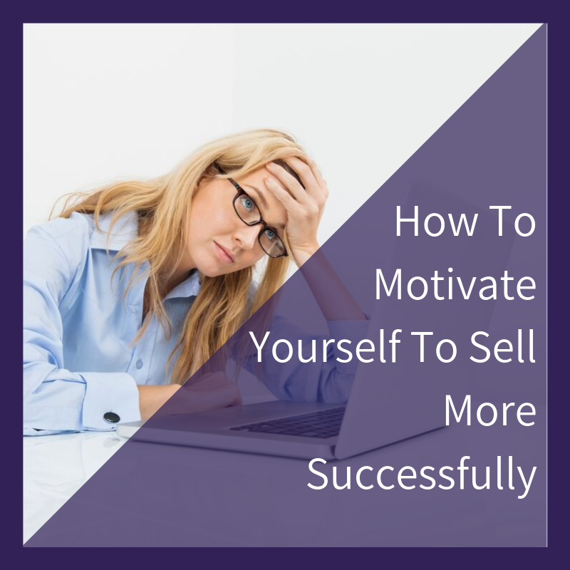 B2B Sales Motivation