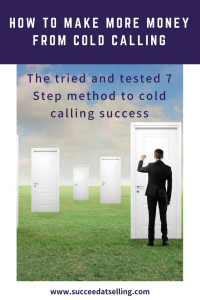 7 Cold calling tips