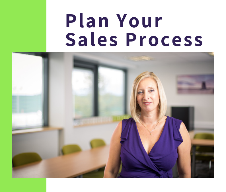 FREE Sales Training with this B2B Sales Process Template