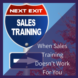 Get the best sales training